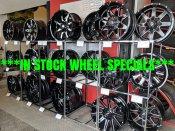 IN STOCK WHEELS