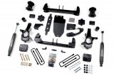 "Zone Offroad - 6.5"" LIFT KIT 14-18 GM 1500 W/FORGED STEEL CONTROL ARMS - FREE SHIPPING"