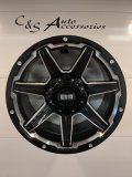 Grid Offroad GD06 20X10 8X180 -25 offset