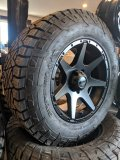 "18"" Ram 5 bolt with 33"" Fuel Gripper A/t"