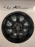 Panther 20x9 -12 6x135/6x139.7 FREE SHIPPING