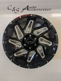 Vision Spyder 20x9 6x135 +12 FREE SHIPPING