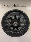XF Off Road XFX301 20x10 6x135/139.7 -24